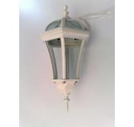 Fiorentino Barba 0402 Down Beige 1 Light Exterior Coach Wall Light