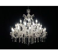 Fiorentino Marte 25 Light Small Chandelier