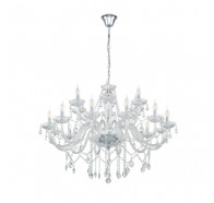 Eglo Basilano 18 Lights Pendant Chandelier