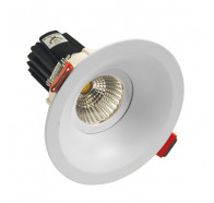 Telbix Modern Energy Efficient LED Downlights in White