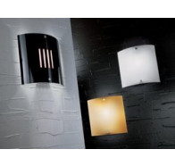 Fiorentino 71572A 1 Light Wall Bracket Black