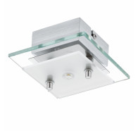 Eglo Fres 2 LED 1 Light Ceiling Light