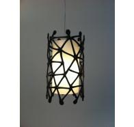 Fiorentino Afrika 1 Light Pendant