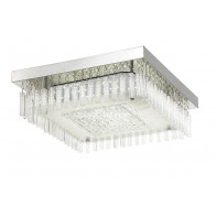 Telbix Andela Square 30W LED Oyster Light