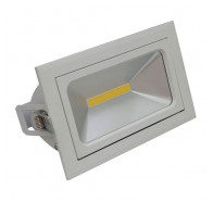 Atom AT9041 35W COB Dimmable LED Rectangular Downlight (Shoplight)