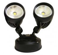 Atom AT9132 19W IP44 LED Twin Spotlight