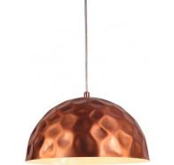 1 Light Copper Pendant