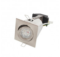 V & M Fixed Gimbal Square Downlight