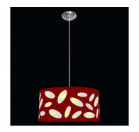 V & M Carlo Small 2 Light Pendant