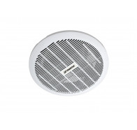 Martec Core 200mm Round White Exhaust Fan