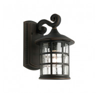 Cougar Coventry Small Bronze Exterior Wall Light