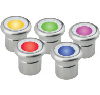 Martec Deck RGB LED 5 Pack Deck Light