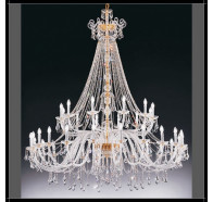 Fiorentino Dream 24 Light Crystal Chandelier