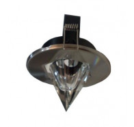 Fiorentino TP-1208 Round Diamond Cover Downlight Frame