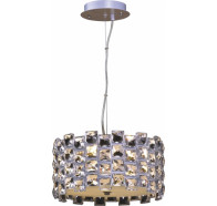 Fiorentino Giotto 6 Light Crystal Pendant