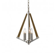 Telbix Graf 3 Light Pendant Lights