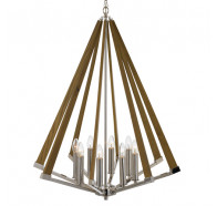 Telbix Graf 8 Light Pendant Light
