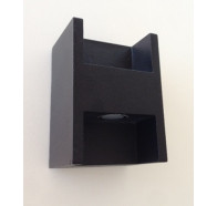 Fiorentino Greko 2 Light Exterior LED Wall Bracket