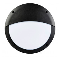 Havit HV3671 Black Round LED Bunket Light with Eyelid