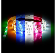 Havit HV9751-IP54-60 Multicolour RGBW & RGBC 14.4W LED Strip Light