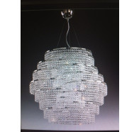 Fiorentino DNA Crystal Chandelier