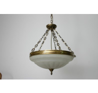 Fiorentino One59 Antique Brass Light Pendant