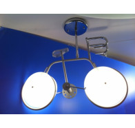 Fiorentino Bike HL8001 2 Light Pendant