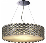Fiorentino Giotto 12 Light Crystal Pendant