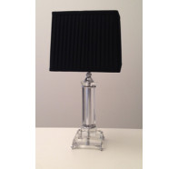 Fiorentino Kent Black Table Lamp