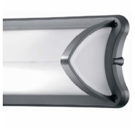 Fiorentino LB885LG 1 Light Exterior Wall Bracket