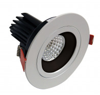 Telbix MDL 603 Gimble LED Downlight
