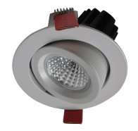 Telbix MDL 703 Gimble LED Downlight