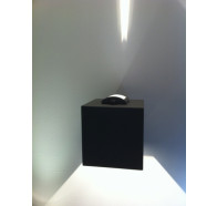 Fiorentino ISMOS Narrow 1 Light Exterior Wall Light