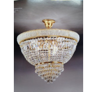 Fiorentino Osaka Close to Ceiling Chandeliers
