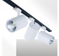 Lumos Flare 35w Led Dimmable Track Light