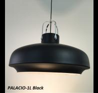 Fiorentino Palacio 3 Light Aluminium Pendant Chrome Frame