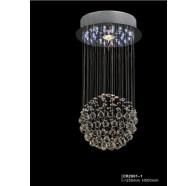 Fiorentino Perla-1 1 Light Pendant