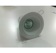 Fiorentino Raya White Round Downlight