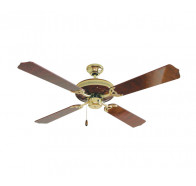 Hunter Pacific Majestic Rosewood 4 Blade Ceiling Fan