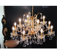 Fiorentino Salisburgo 12 Light Chandeliers