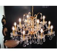 Fiorentino Salisburgo 12 Light Chandelier
