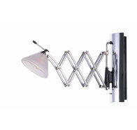 Fiorentino Tepee-EXT 1 Light Wall Bracket