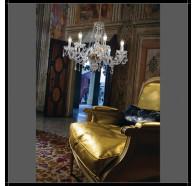 Fiorentino Toledo 8 Light Chandelier
