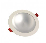 Telbix Tornado 20W LED Dimmable Downlight in White