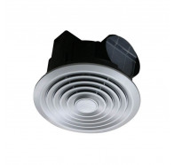 Ventair Turbo - 295mm Cut-out - High Volume Side Ducted Round Exhaust Fan