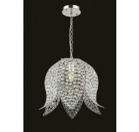 Fiorentino Verdi Crystal Pendant Light