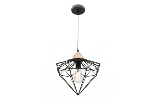Cougar Glint 1 Light Pendant Light