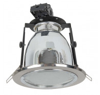 V & M Rondo 120mm Downlight Stain Chrome