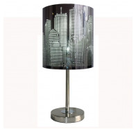 V & M City Table Lamp 200x230