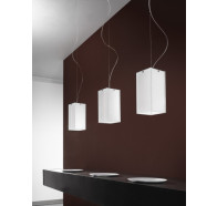Fiorentino PD 4897 1 Light Murano Glass Pendant